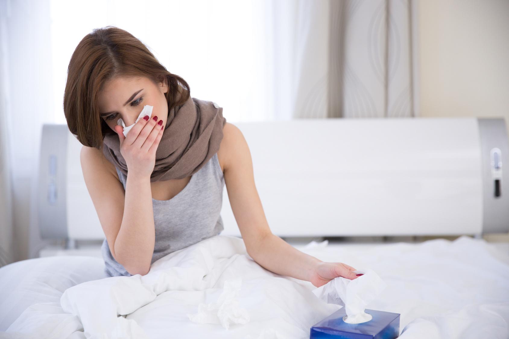 Resfriado común/Bronquitis aguda